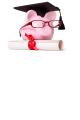 Piggy Bank & Diploma