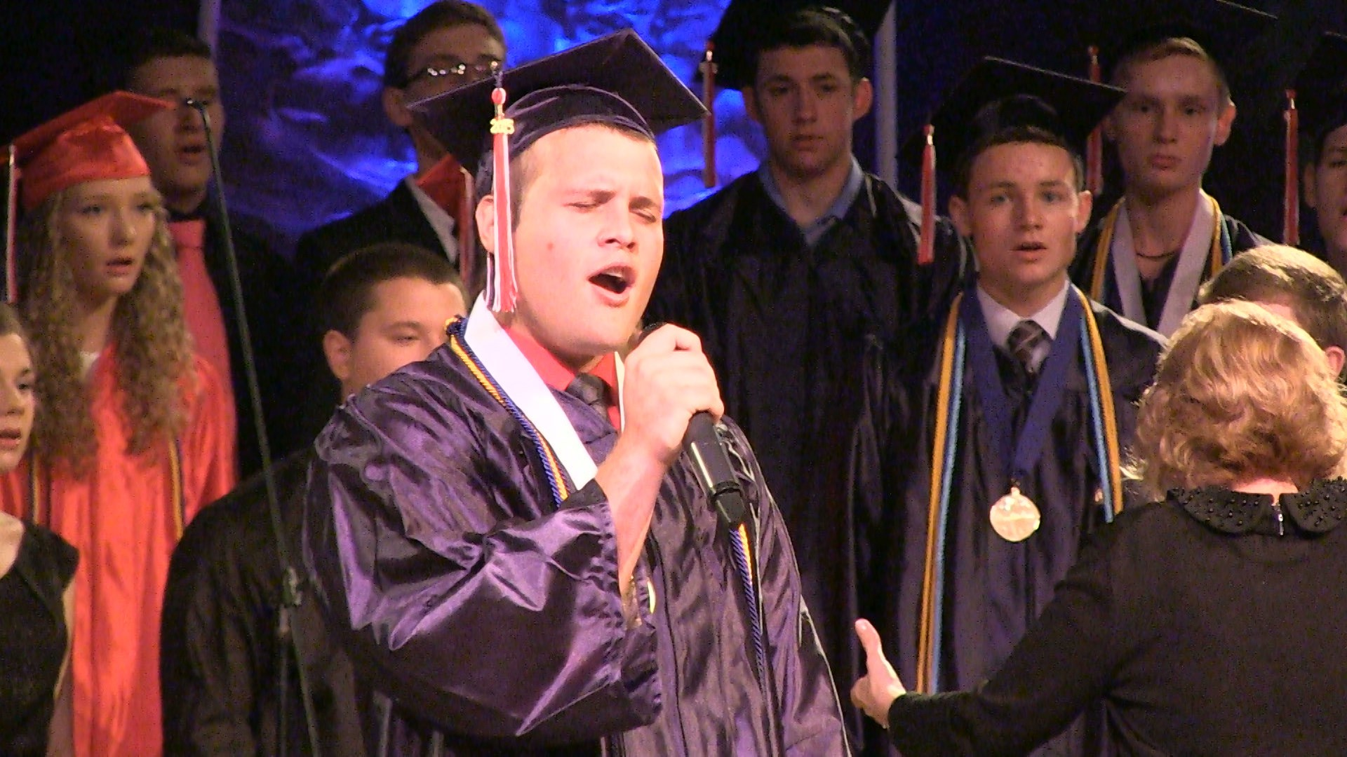 FCA Senior High Choir