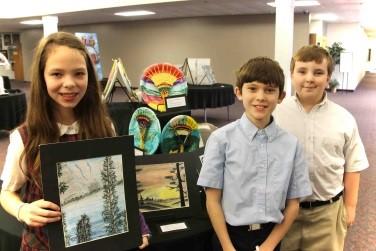 FCA Art Students