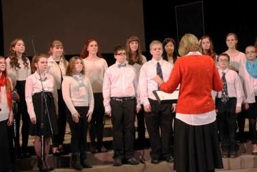 FCA Choir