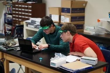 FCA Science Classroom