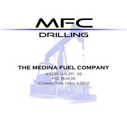 MFC Drilling Logo
