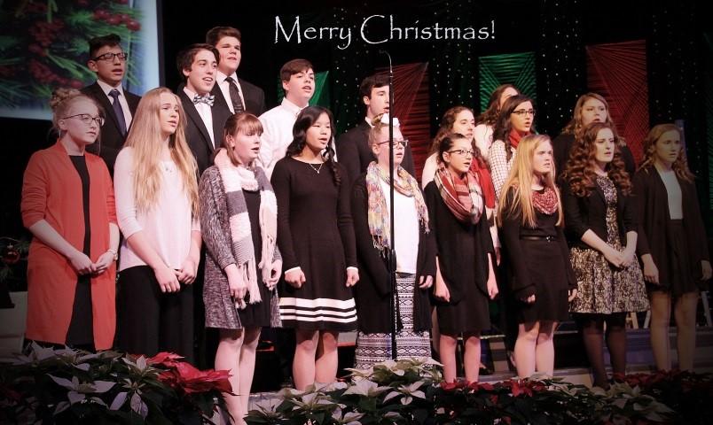 FCA High School Choir - Christmas 2017