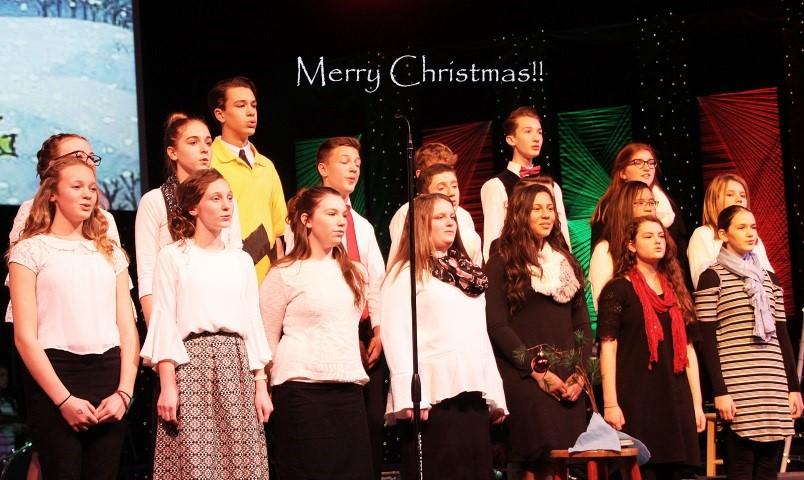 FCA Junior HIgh Choir - Christmas 2017