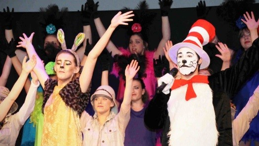 Seussical Jr Program (2016)