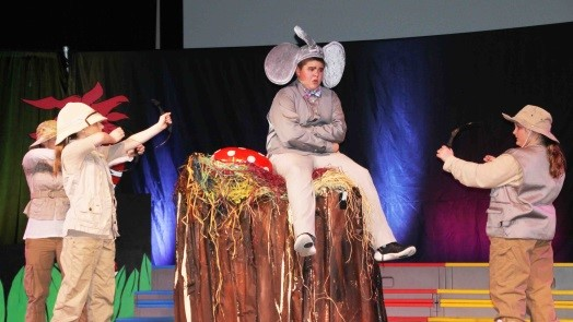 Seussical Jr Program (2016)
