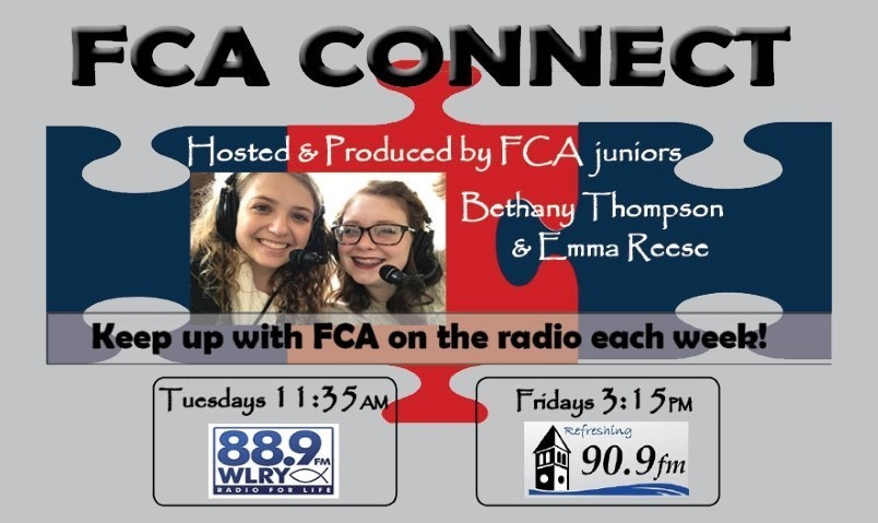 FCA Connect Radio Show 2018