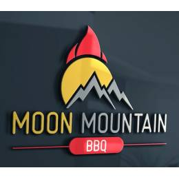 Moon Mountain BBQ Logo