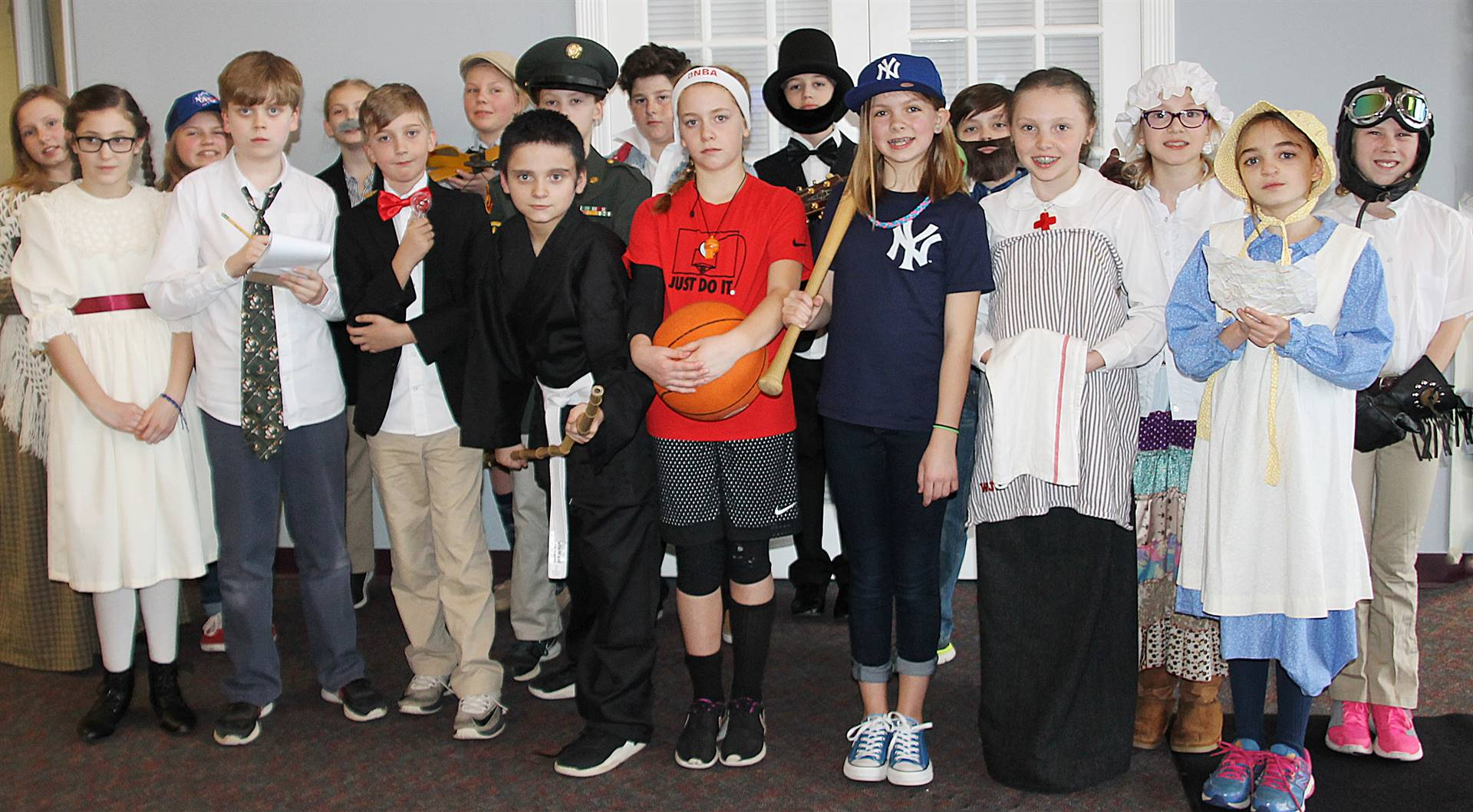 History Day Participants