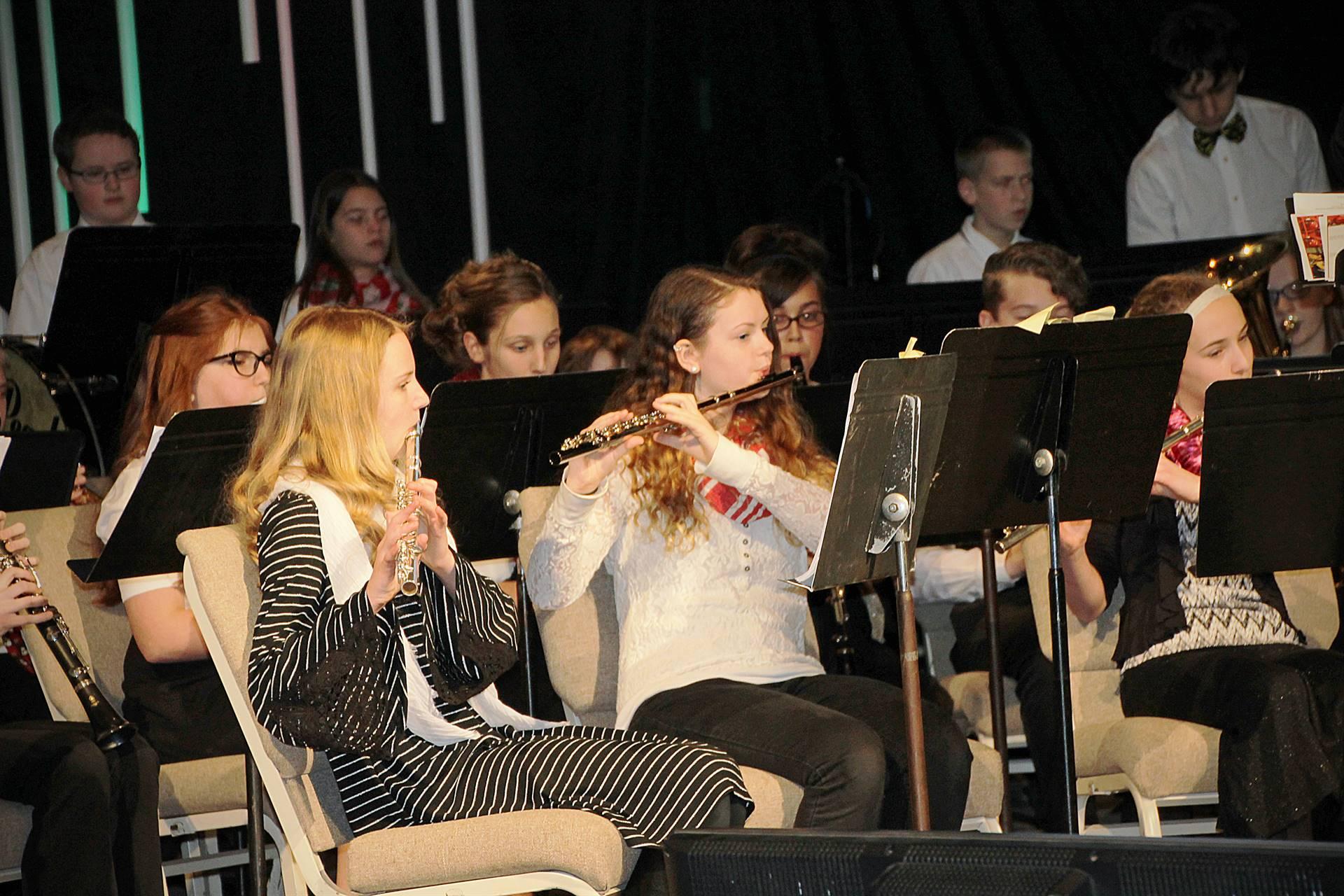 FCA Concert Band