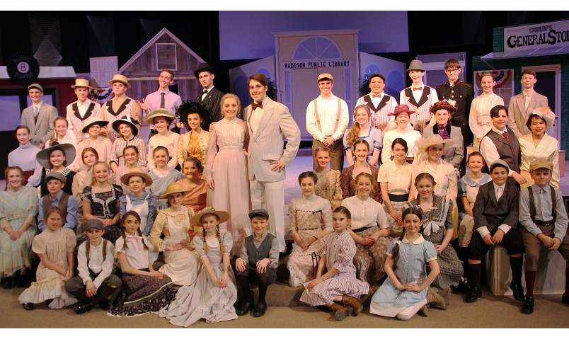 Full Cast of the Music Man