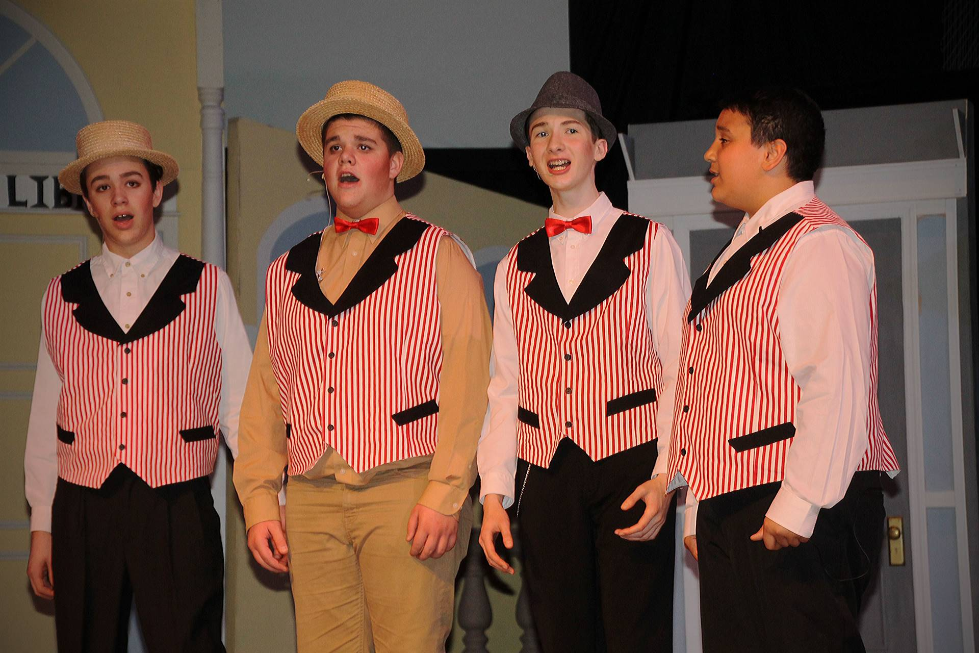 The Music Man at FCA (2018)
