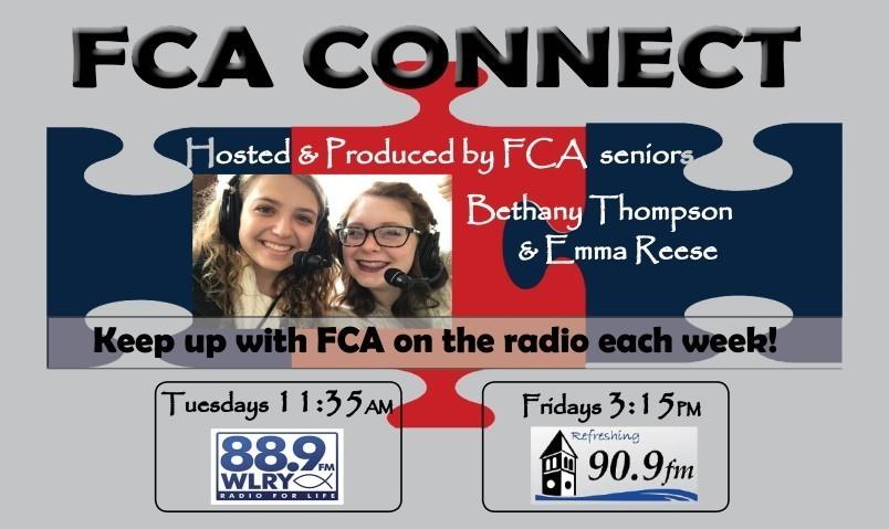 FCA Connect Radio Show 2019