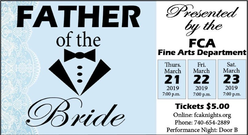Father of the Bride - 2019 Production