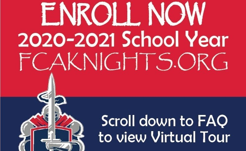 Enroll Now for 2020-21