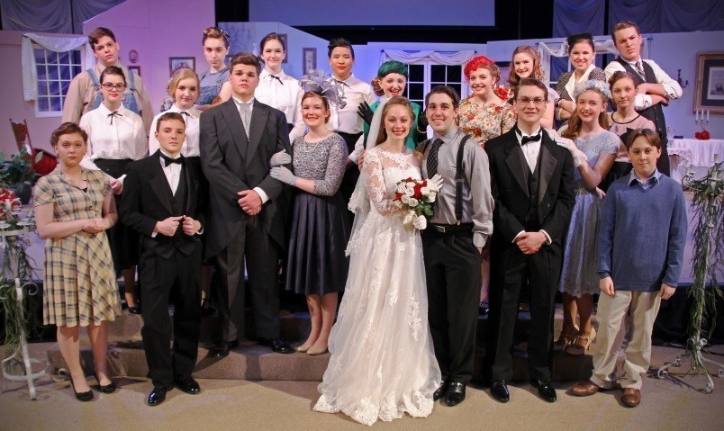 Full Cast of Father of the Bride