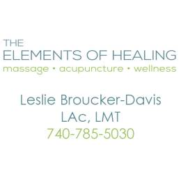 Elements of healing