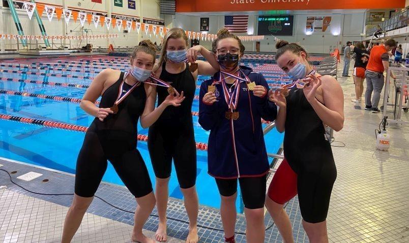 MSL Champs, Swim Team Relay