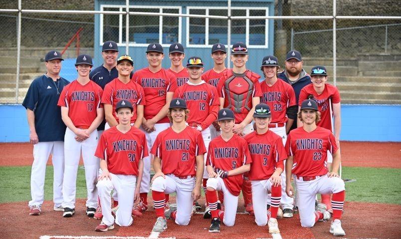 Sectional Champs 2021, Varsity Baseball