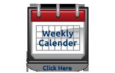 FCA Weekly Sport Schedule