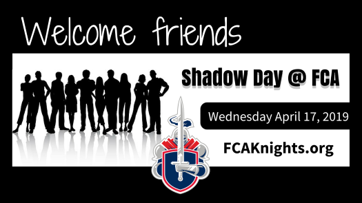 Shadow Day - April 17, 2019