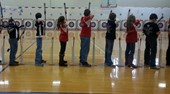Archery Competition at FCA