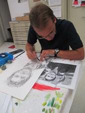 FCA Fine Arts at Work