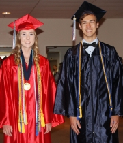 2018 Graduates - Vanessa Rose & Alex Van Meter