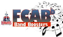 Band Booster Logo