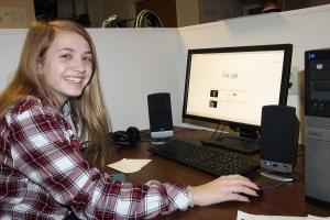 Media Team Student - Bethany Thompson