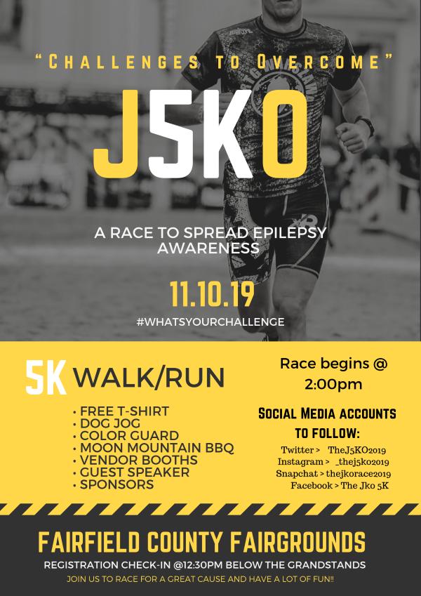 The JKO 5K!