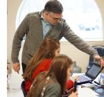 Chemistry/Physics Teacher - Chris Hawks