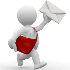 Newsletter Deliveryman