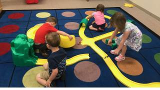 Preschool at FCA