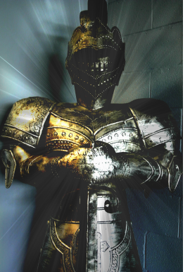 Photo of Knight in Armor