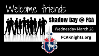 Shadow Day - March 28, 2018